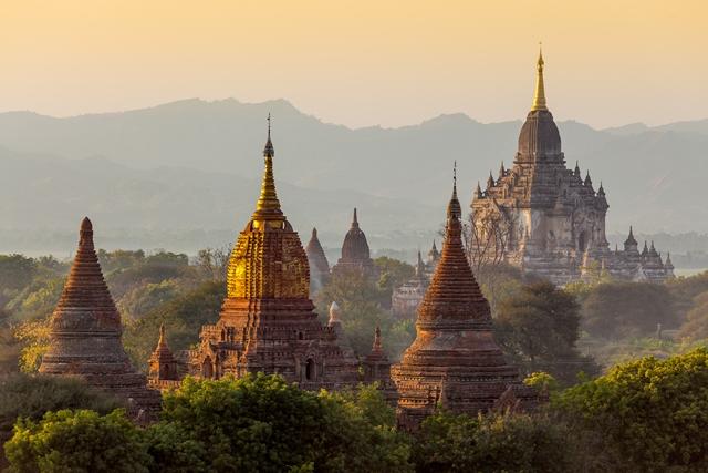 Circuit Splendeurs de Birmanie et Extension N'Gapali - 1