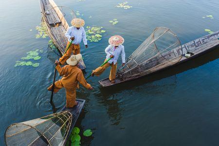 Splendeurs de Birmanie extension N'Gapali 15J/12N - 2019