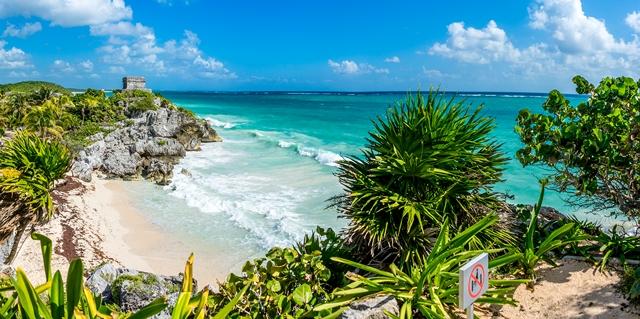 Mexique - Circuit Splendeurs du Yucatan & Extension Riviera Maya Hôtel 4*