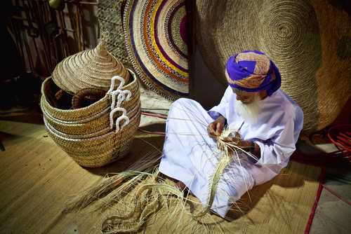 Circuit Splendeurs d'Oman & des Emirats 4* - 1