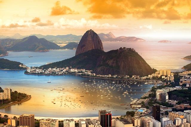 Merveilles du Brésil 13J/10N - 2019