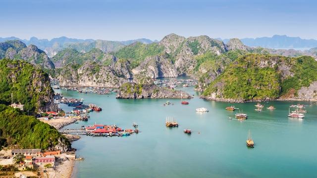 Splendeurs du Vietnam & extension Cambodge 14J/11N - 2018